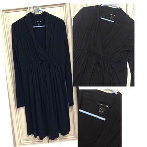 H&M Maternity Black Dress